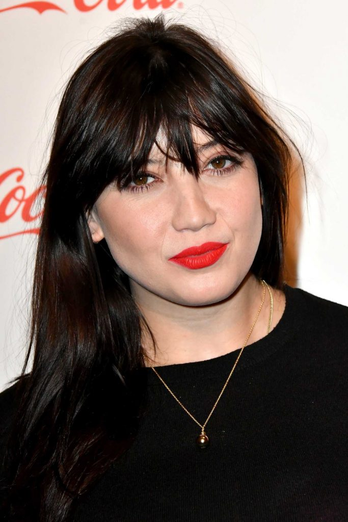 Daisy Lowe at the Coca-Cola Summer Party in London-5