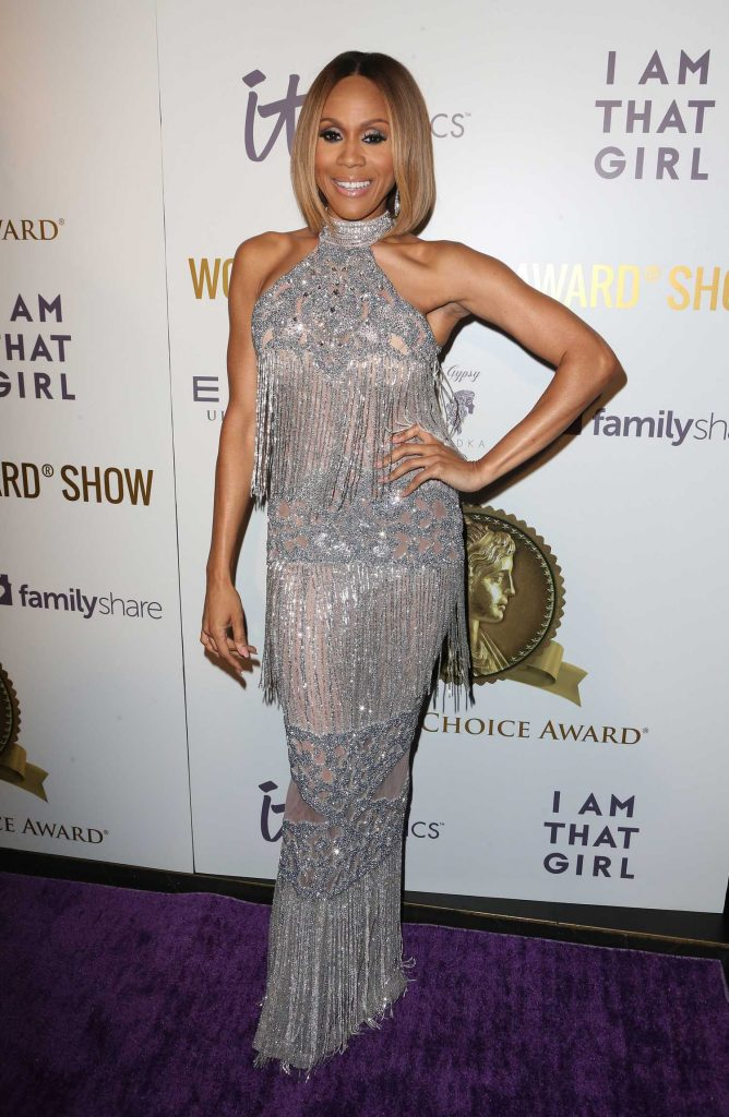 Deborah Cox at the Women's Choice Awards in Los Angeles-1