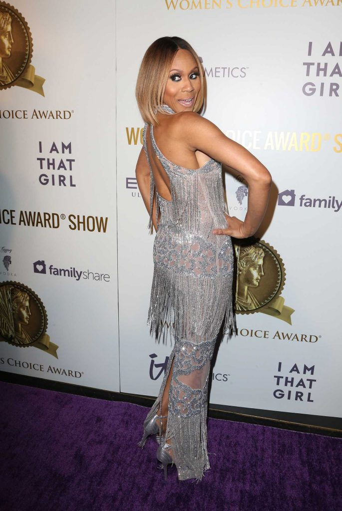 Deborah Cox at the Women's Choice Awards in Los Angeles-2