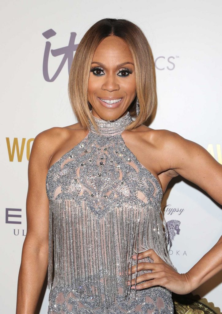 Deborah Cox at the Women's Choice Awards in Los Angeles-3