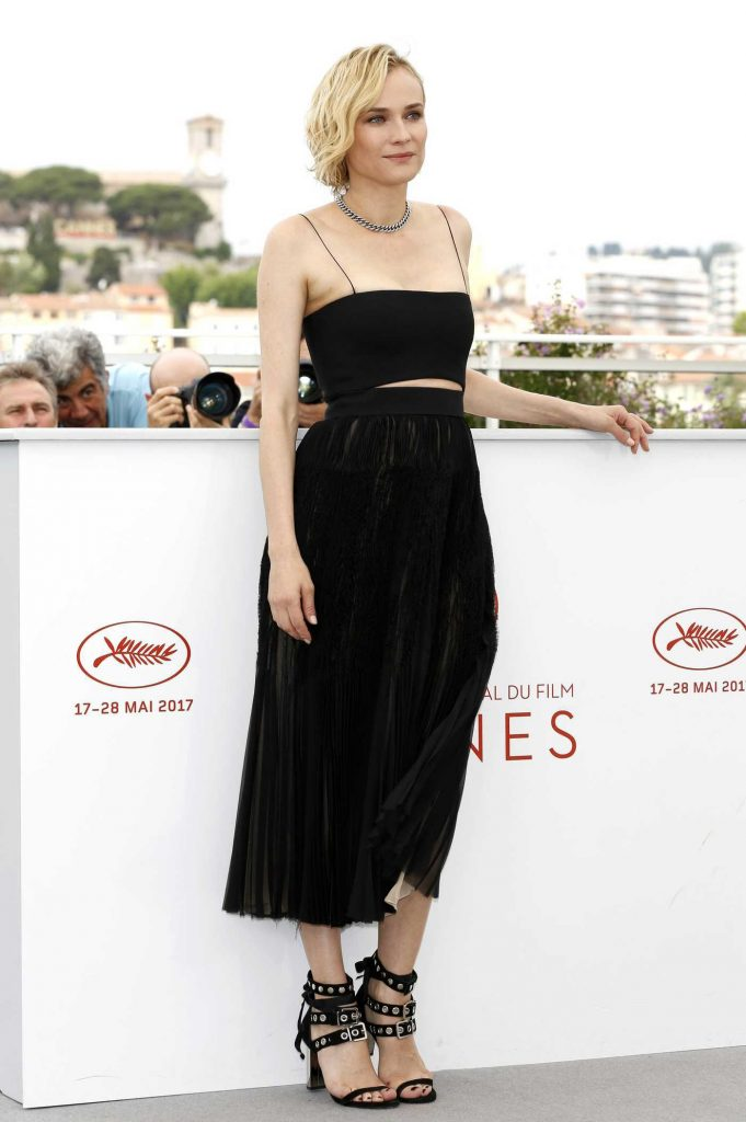 Diane Kruger at the In The Fade Photocall During the 70th Annual Cannes Film Festival-1