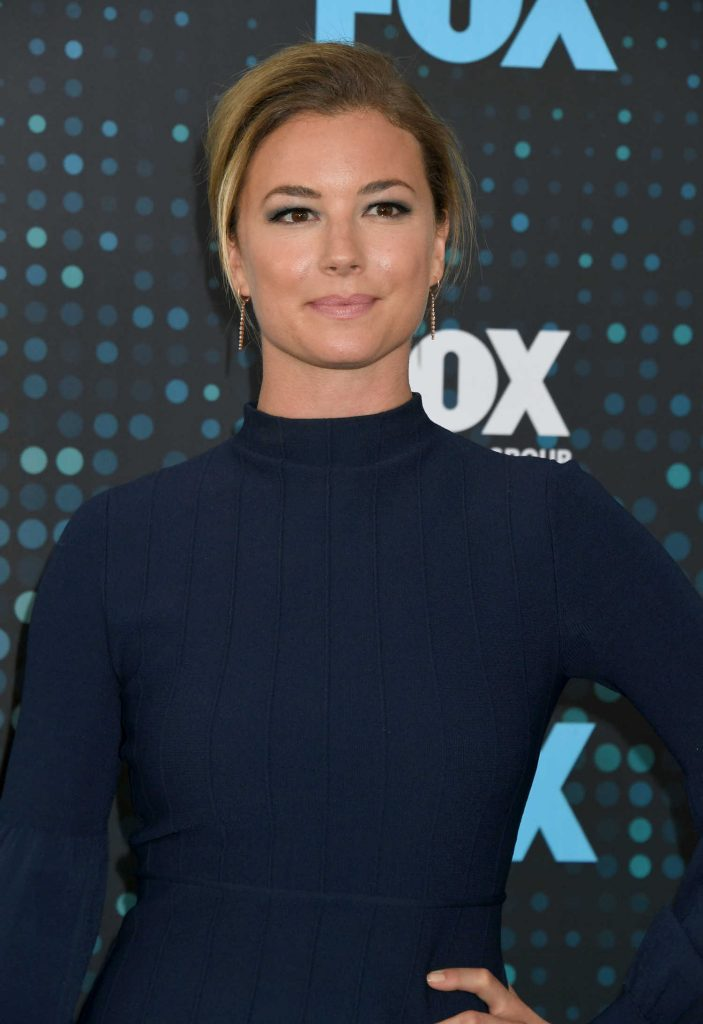 Emily VanCamp at the Fox Upfront Presentation in NYC-4