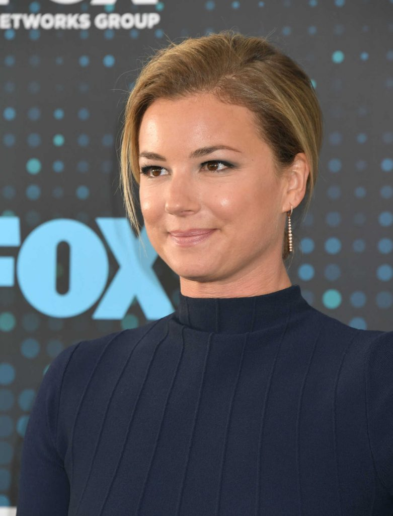 Emily VanCamp at the Fox Upfront Presentation in NYC-5