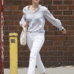 Emma Watson Was Seen Out in New York City
