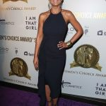 Emmanuelle Chriqui at the Women's Choice Awards in Los Angeles