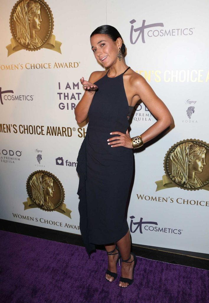 Emmanuelle Chriqui at the Women's Choice Awards in Los Angeles-3