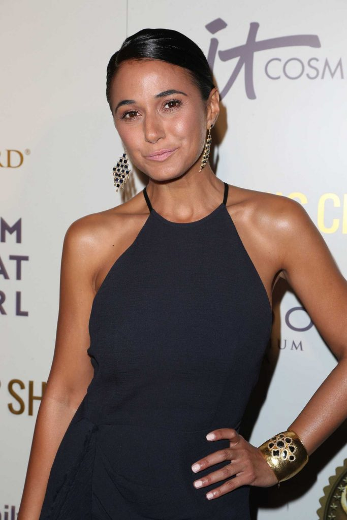 Emmanuelle Chriqui at the Women's Choice Awards in Los Angeles-5