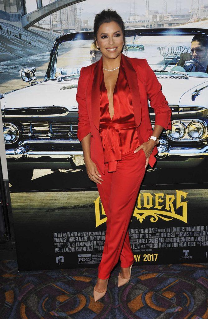 Eva Longoria at the Lowriders Special Screening in Los Angeles-1