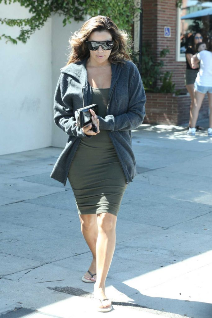 Eva Longoria Out for a Lunch in Hollywood-4