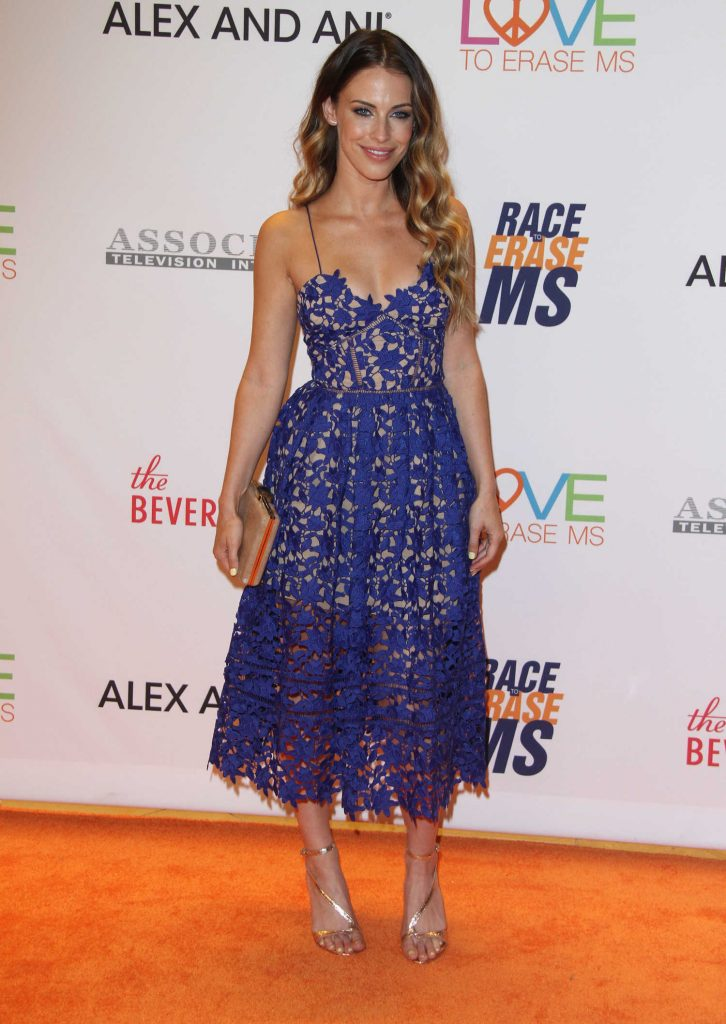Jessica Lowndes at the Race to Erase MS Gala in Beverly Hills-2