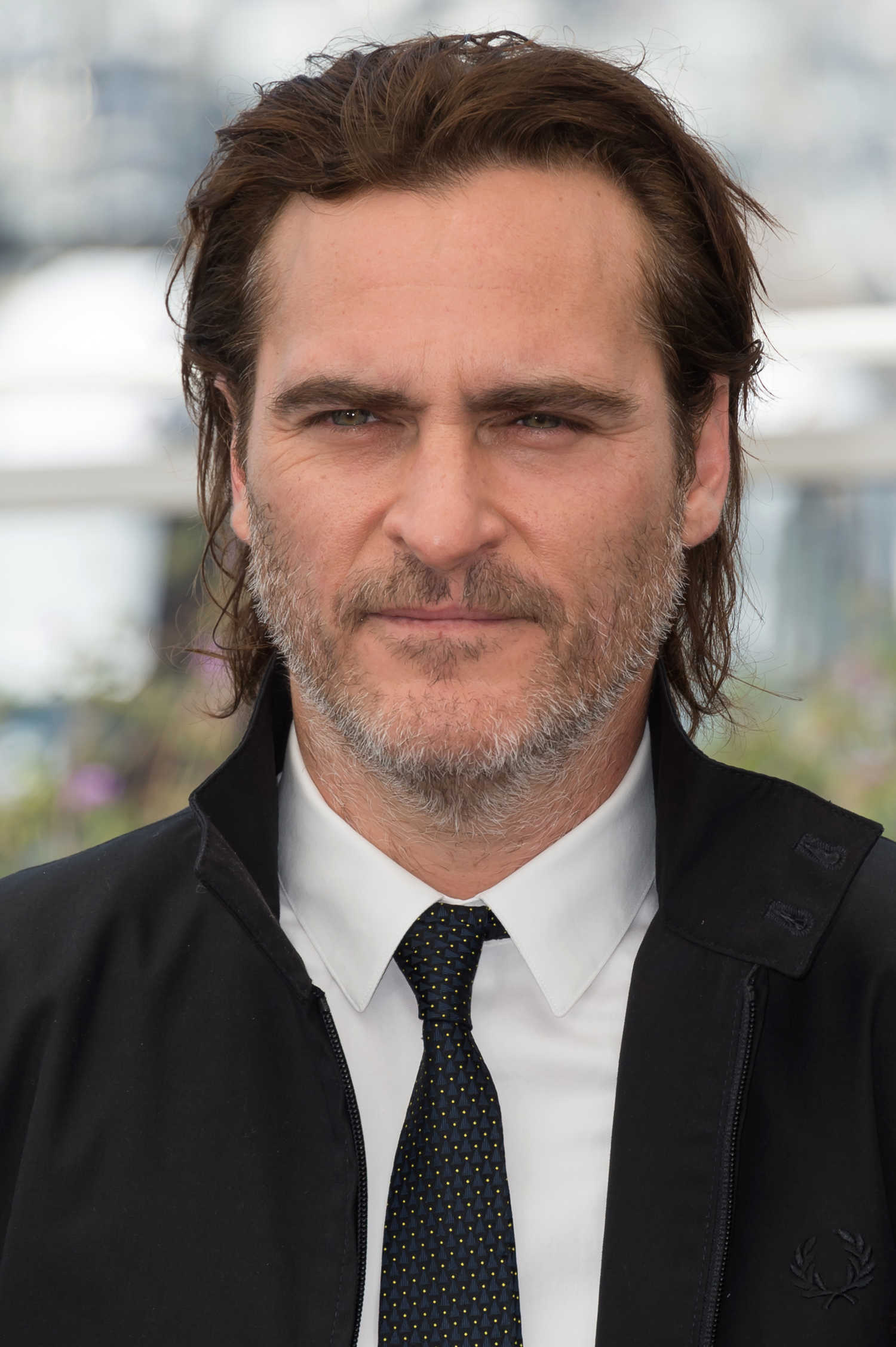 Joaquin Phoenix at You Were Never Really Here Photocall During the 70th Annual Cannes Film Festival