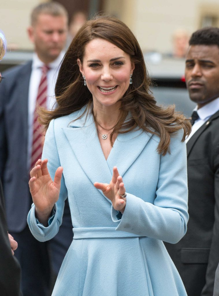 Kate Middleton Leaves the City Museum in Luxembourg-4