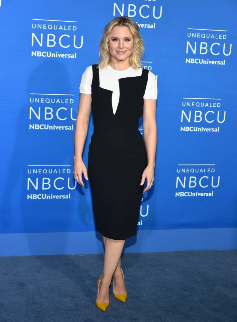 Kristen Bell at the NBCUniversal Upfront in New York City-1