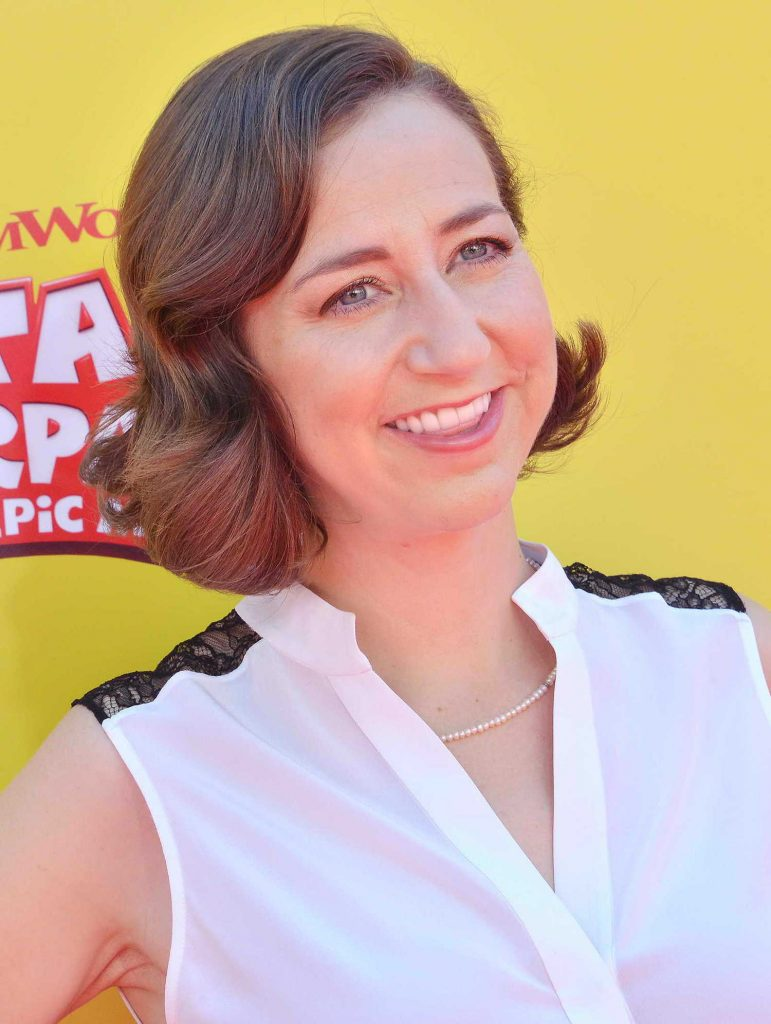 Kristen Schaal at the Captain Underpants Premiere in Los Angeles-3