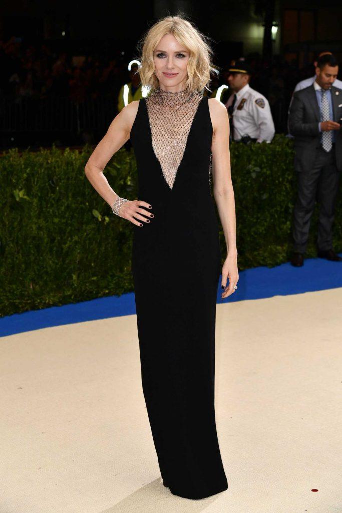 Naomi Watts at the 2017 Met Gala at The Metropolitan Museum of Art in New York-1