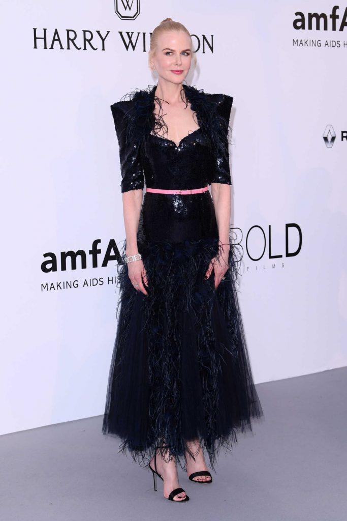 Nicole Kidman at amfAR's 24th Cinema Against AIDS Gala During the 70th Cannes Film Festival-1