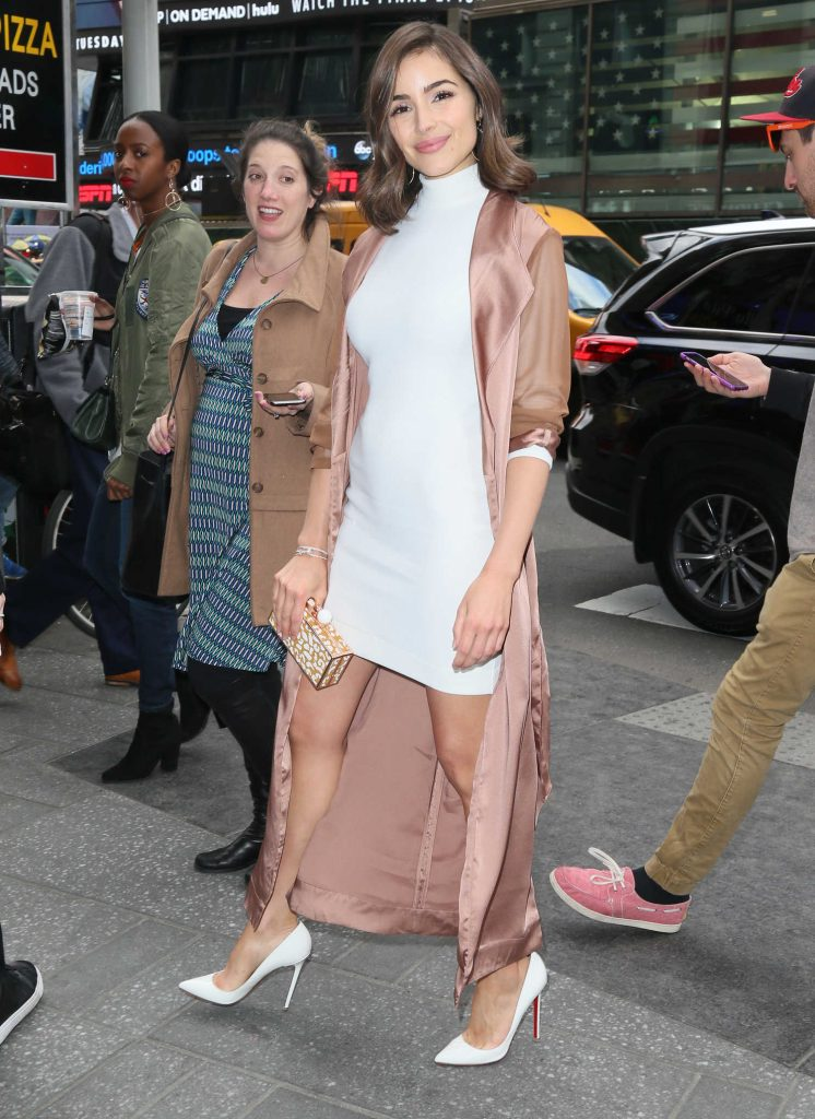 Olivia Culpo Was Seen Out in New York-1