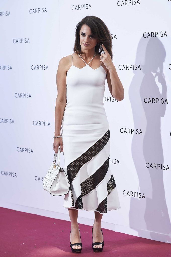 Penelope Cruz at the Carpisa Italy Store Launch in Madrid-1