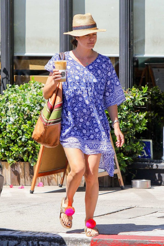 Selma Blair Was Seen Out in Studio City-1