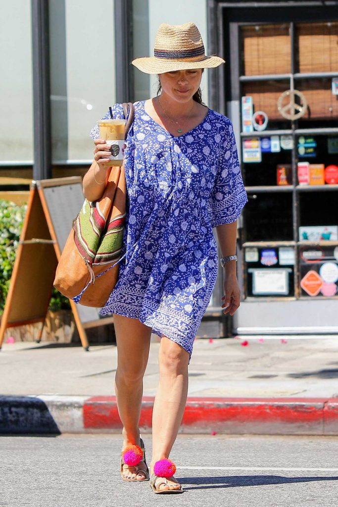 Selma Blair Was Seen Out in Studio City-3