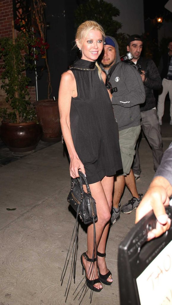 Tara Reid Leaves the Beauty and Essex in Hollywood-2