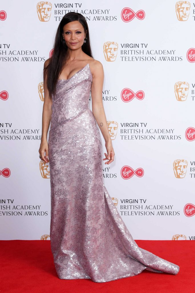 Thandie Newton at the 2017 British Academy Television Awards in London-1