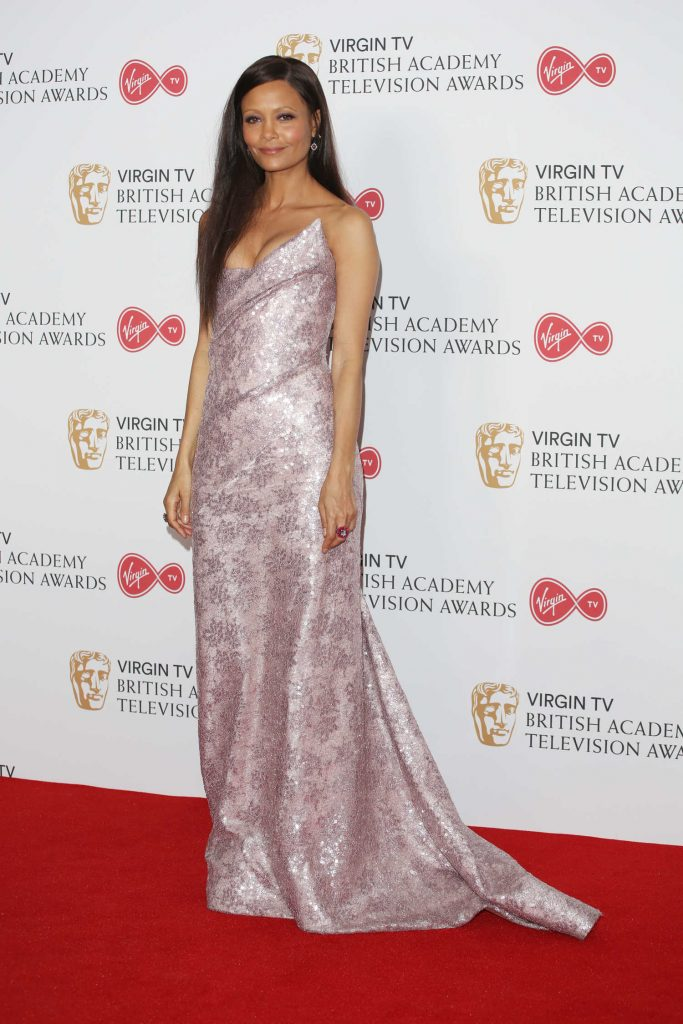 Thandie Newton at the 2017 British Academy Television Awards in London-2