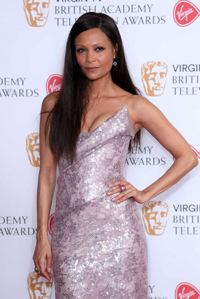 Thandie Newton at the 2017 British Academy Television Awards in London-4