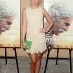 Anna Camp at The Hero Premiere in Hollywood