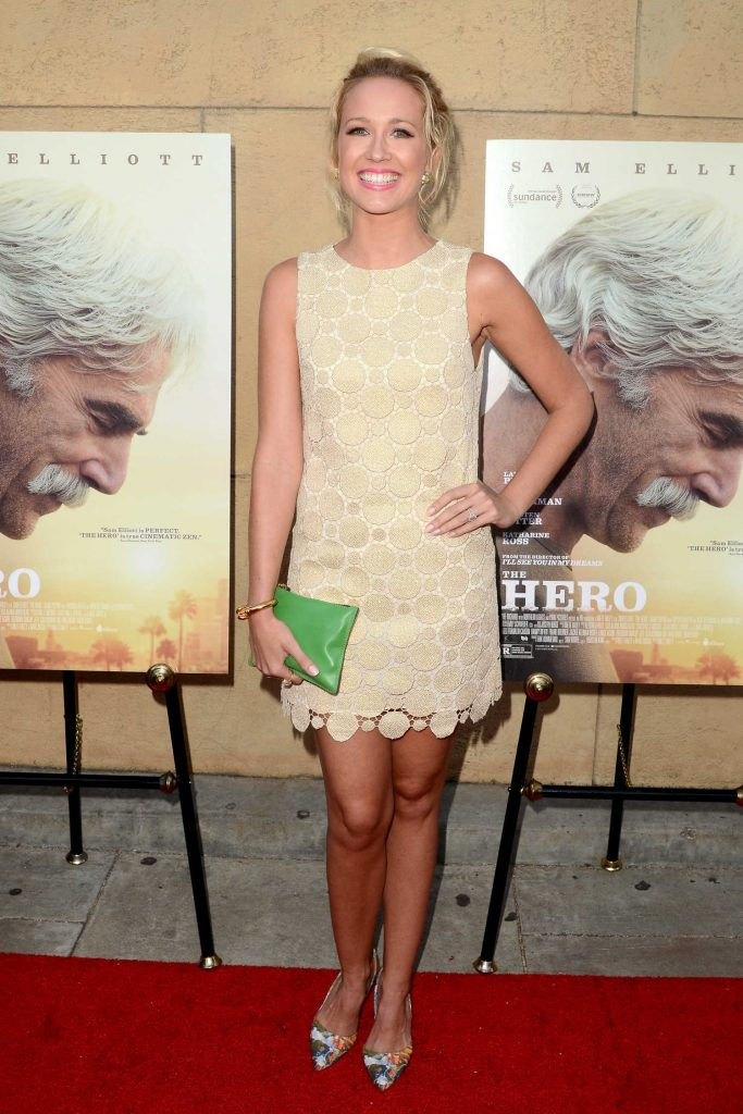 Anna Camp at The Hero Premiere in Hollywood-2