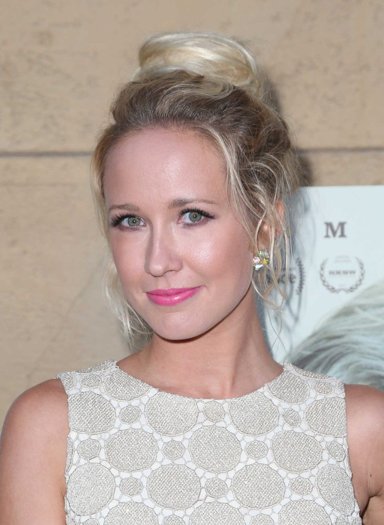 Anna Camp at The Hero Premiere in Hollywood-5