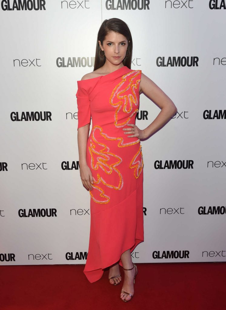 Anna Kendrick at the Glamour Women of The Year Awards in London-2