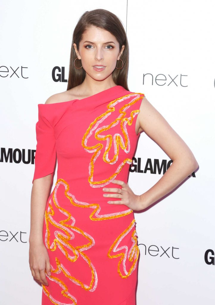 Anna Kendrick at the Glamour Women of The Year Awards in London-4