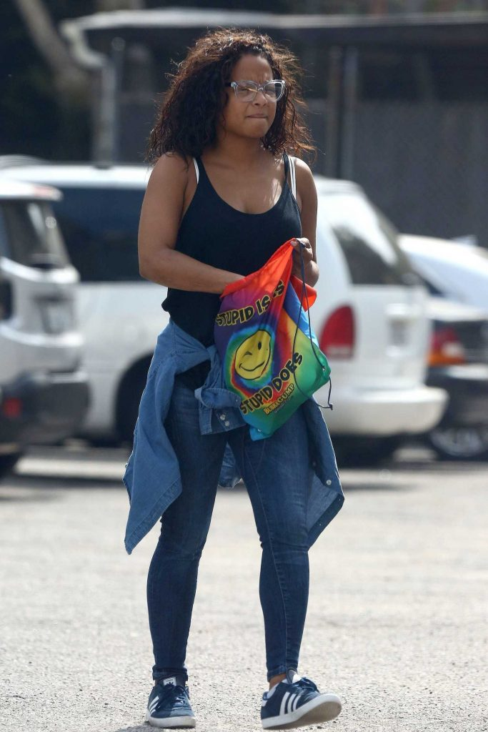 Christina Milian Was Seen Out in West Hollywood-5