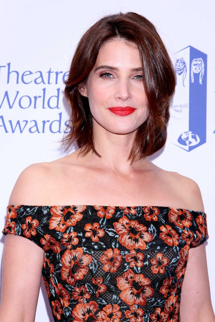 Cobie Smulders at the Theatre World Awards in New York-5