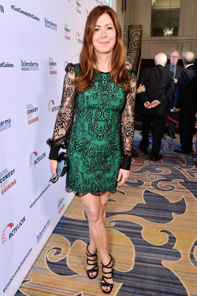 Dana Delany at the Bob Saget's Cool Comedy, Hot Cuisine Fundraiser in Beverly Hills-4