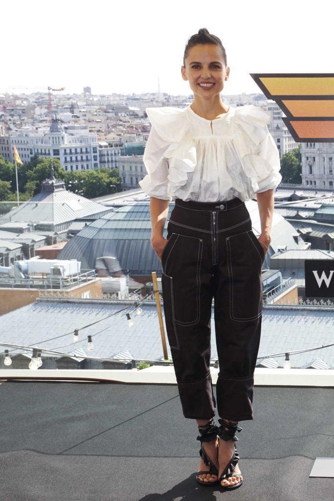 Elena Anaya at the Wonder Woman Photocall in Madrid-1