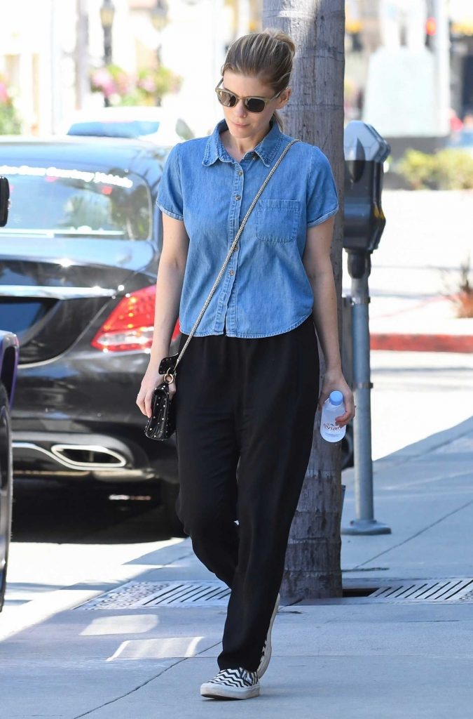 Kate Mara Was Seen Out in Beverly Hills-3
