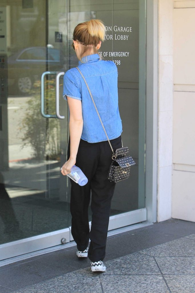 Kate Mara Was Seen Out in Beverly Hills-5