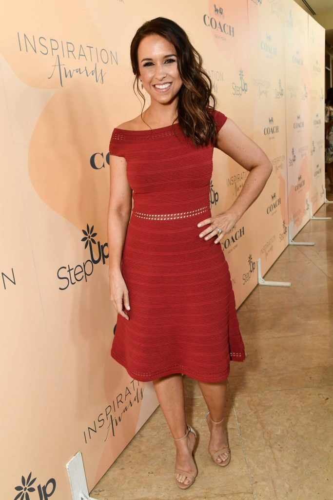 Lacey Chabert at Inspiration Awards in Los Angeles-1
