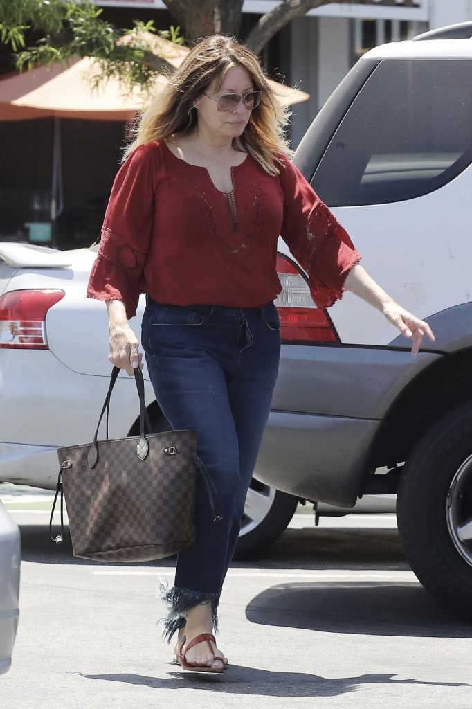 Linda Kozlowski Was Seen Out in Los Angeles-2