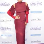 Molly Sims at the 16th Annual Chrysalis Butterfly Ball in Los Angeles