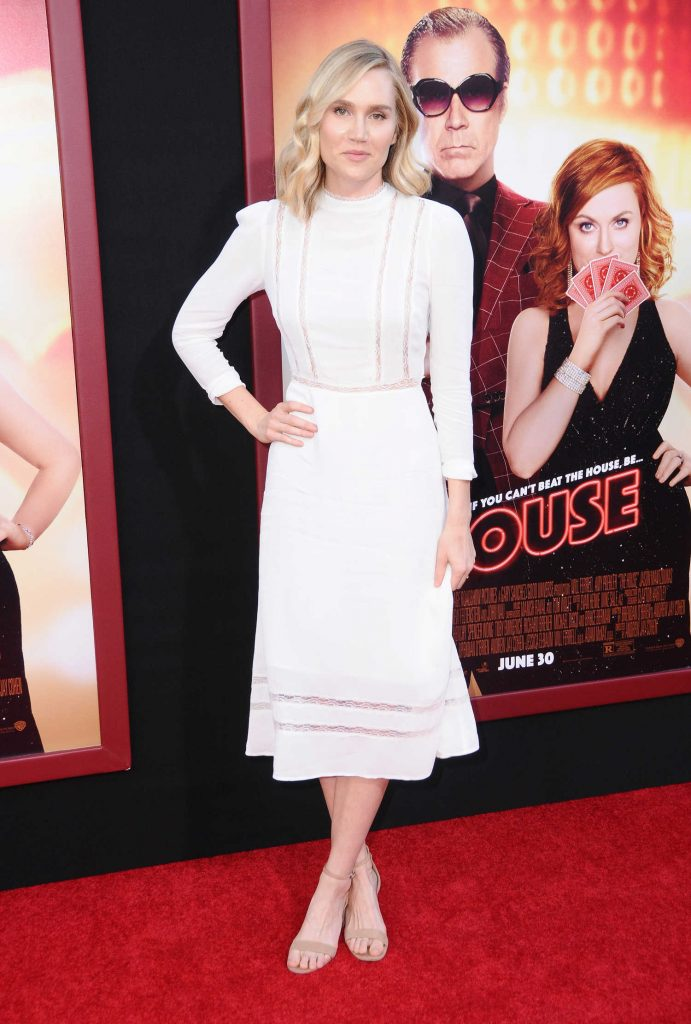 Nora Kirkpatrick at The House Premiere at TCL Chinese Theater in Hollywood-1