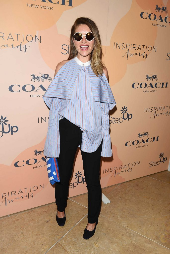 Rebecca Gayheart at Inspiration Awards in Los Angeles-1