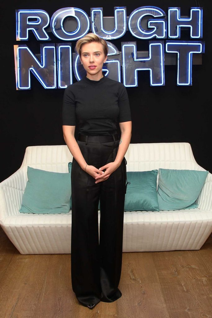 Scarlett Johansson at the Rough Night Photo Call-1