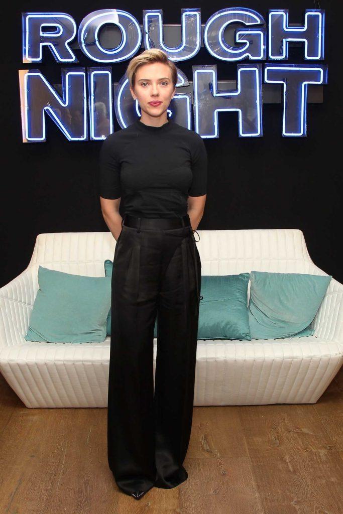 Scarlett Johansson at the Rough Night Photo Call-2