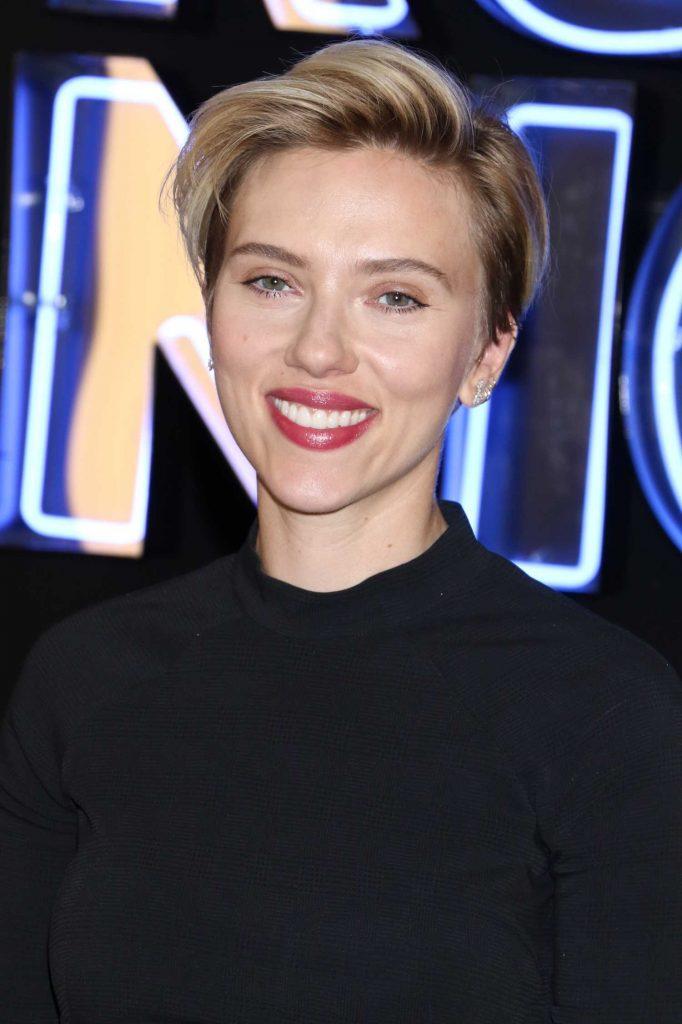 Scarlett Johansson at the Rough Night Photo Call-5