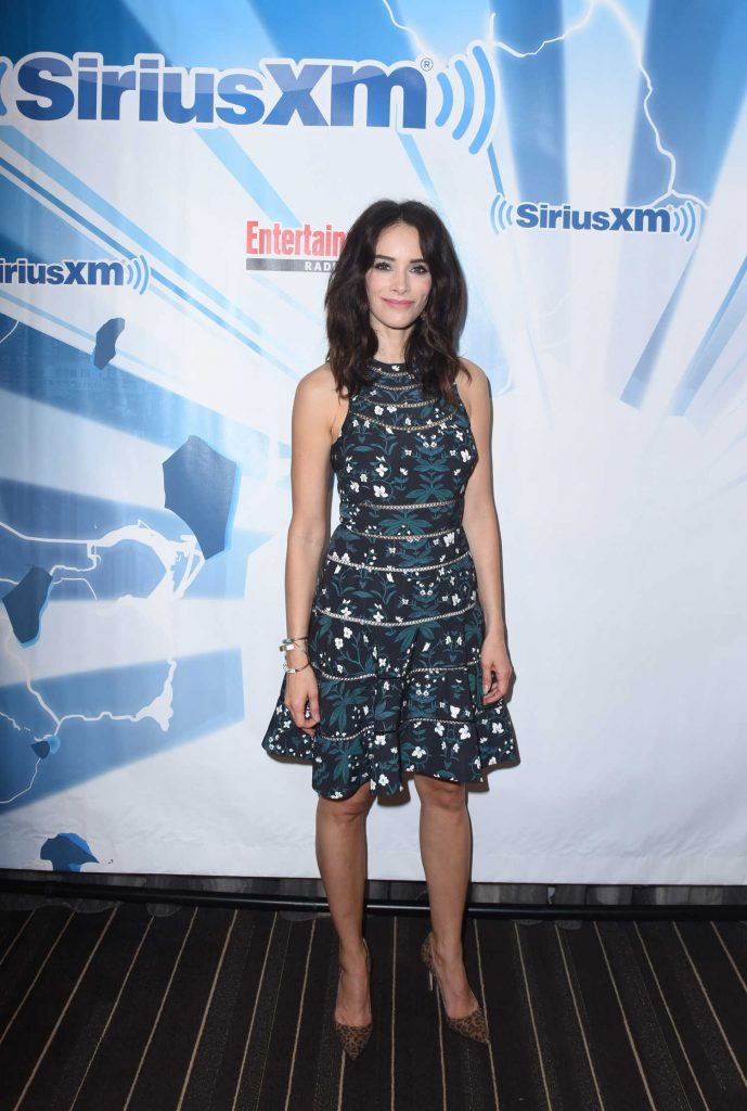 Abigail Spencer at the SiriusXM's Entertainment Weekly Radio Channel Broadcasts from San Diego Comic Con-1