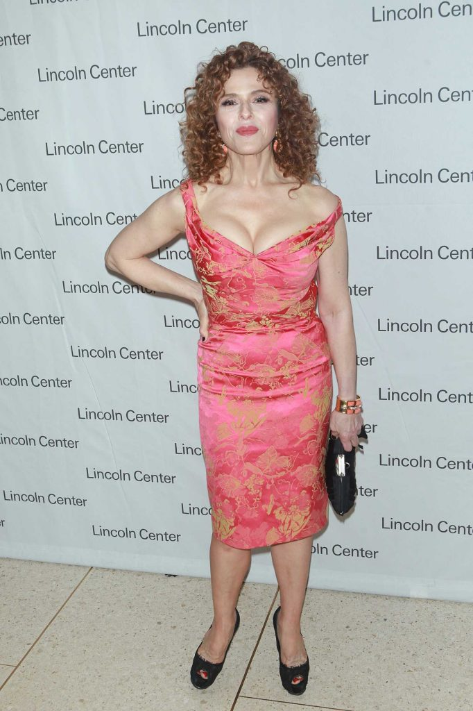Bernadette Peters at Lincoln Center's Mostly Mozart Opening Night Gala in New York-2