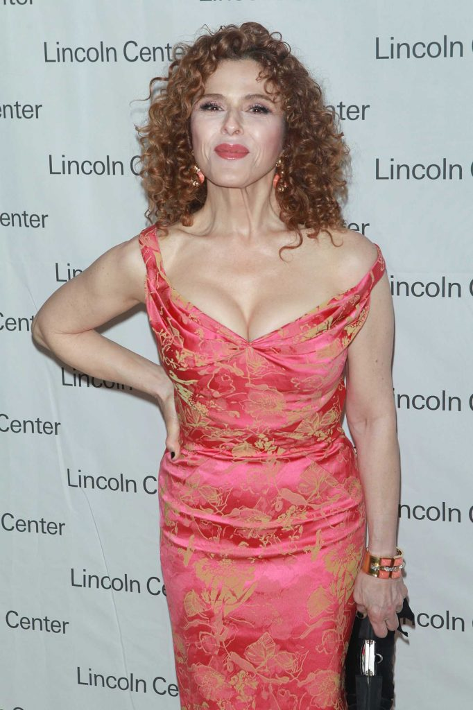 Bernadette Peters at Lincoln Center's Mostly Mozart Opening Night Gala in New York-3